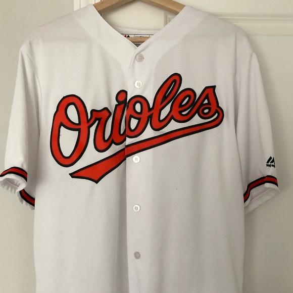 buy online 03695 e110d Men's Orioles Adam Jones Jersey